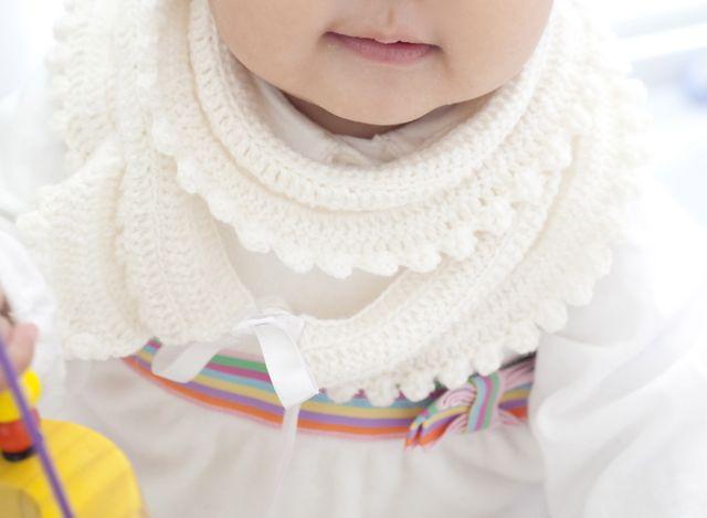 scarf-white